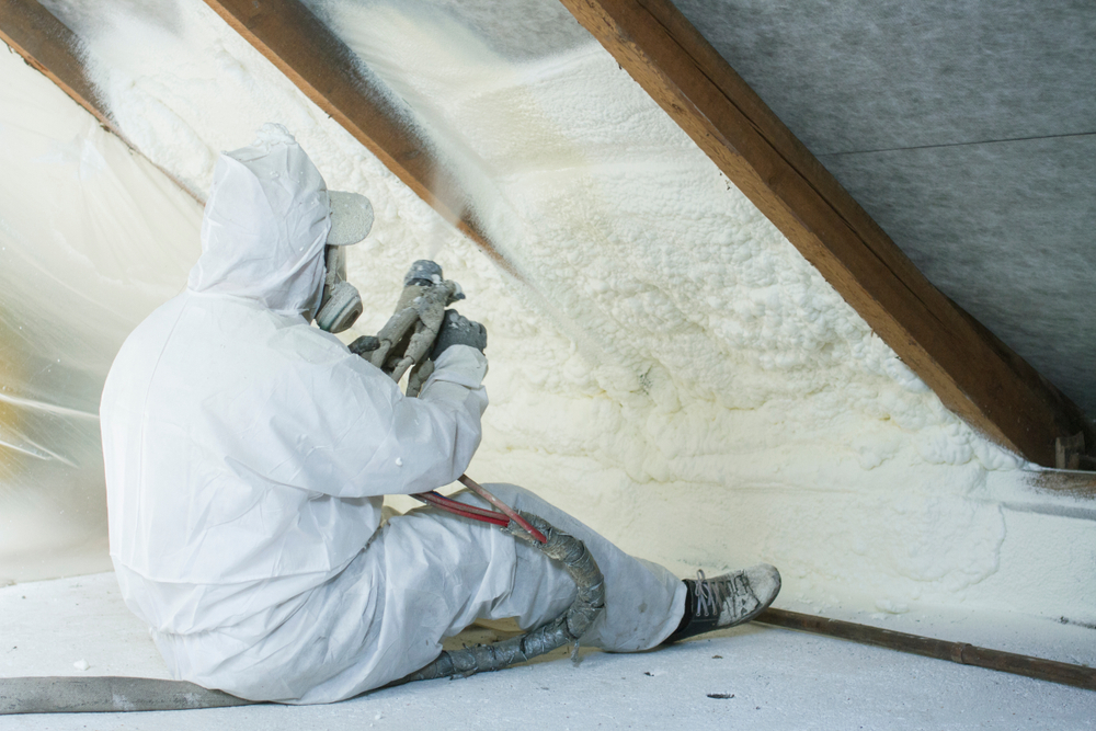 spray foam insulation | Erie Spray Foam
