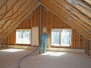 attic insulation erie